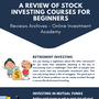 A Review of Stock Investing Courses For Beginners review of stock investing courses for beginners stories