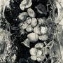 Moonflower mystery/suspense/thriller/flashfiction/night/cemeteries/graveyard/garden stories