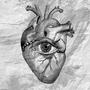 Wet Paper heart stories