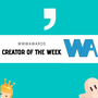 Creator Of The Week #46                       composed by             @imaginarywriter        wwwawards stories