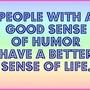 Sense of humor stories