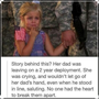 sad and cute things that might make you cry.... sad stories