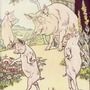 The Fourth Pig  fairy tale stories