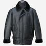 Raf Heavy-Duty Beautiful Genuine 100% Aircraft Shearling Sheepskin Jacket raf heavy-duty jacket stories