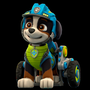 I found the old design of Paw Patrol and they're freaking deformed scary stories