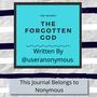 The Forgotten God forgotton god stories