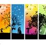 Four Seasons love stories